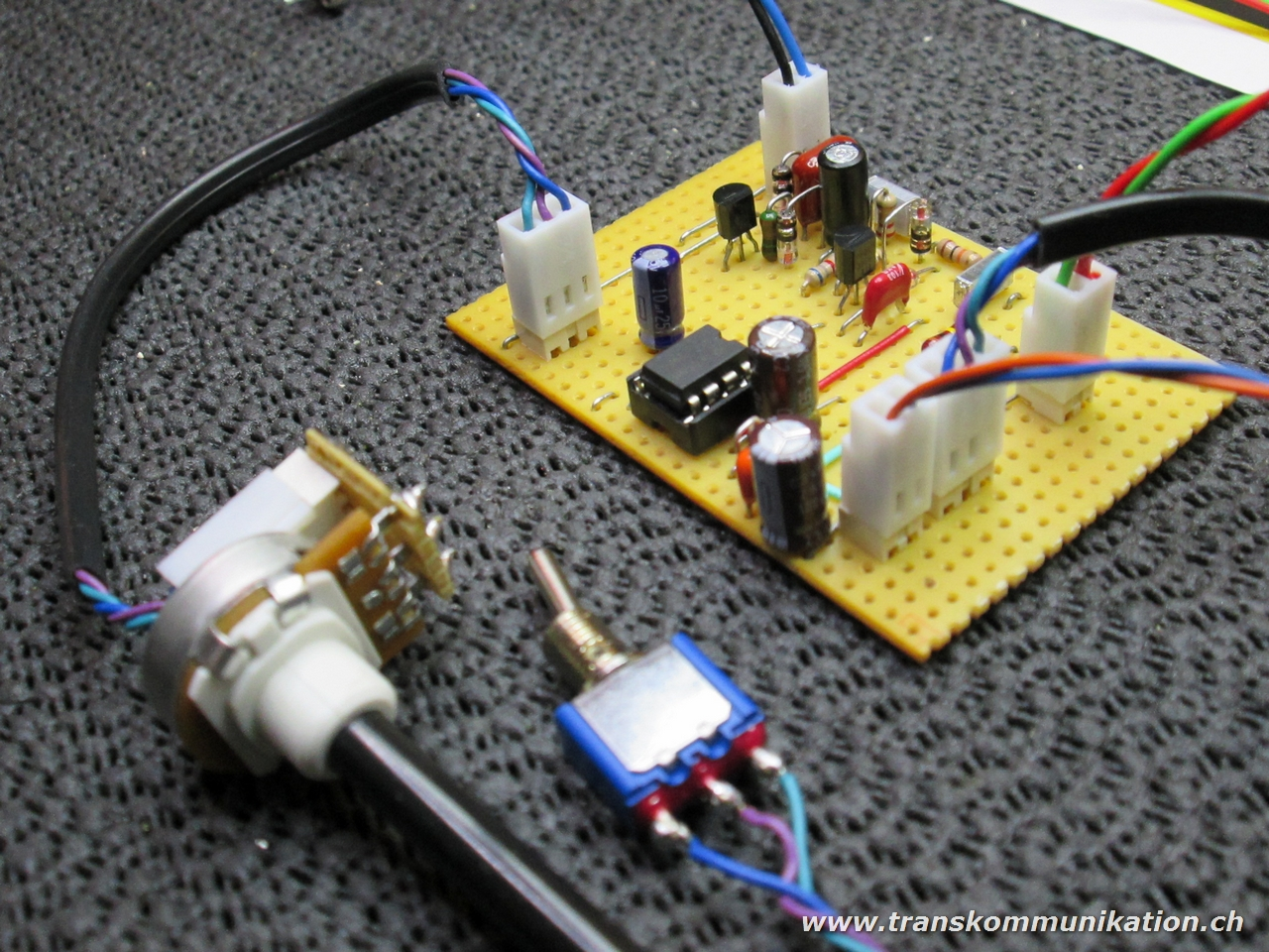 Automatic Volume Level Control Standalone 4 Of 11 Circuit Img 3008